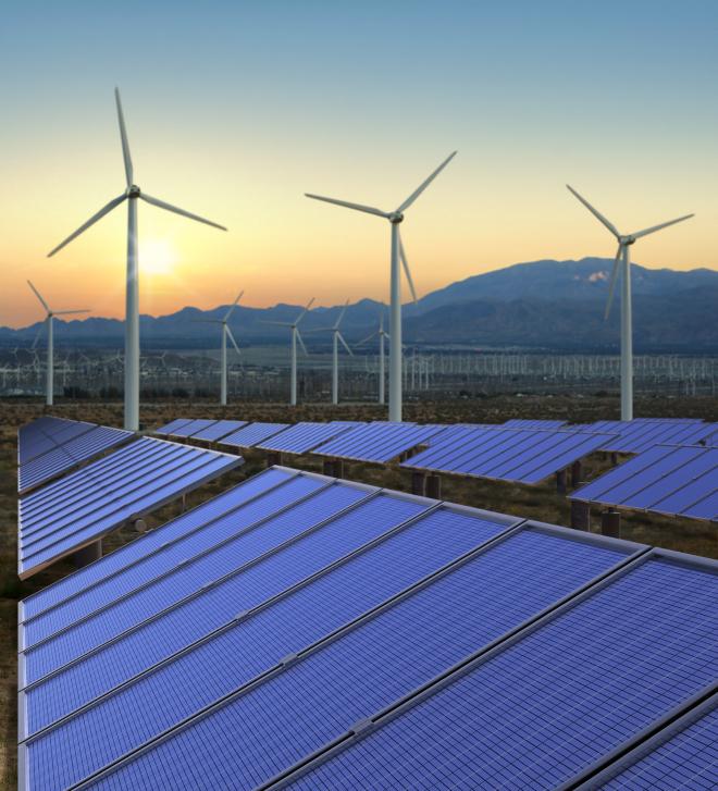 duurzame energieopwekking en energiebesparing